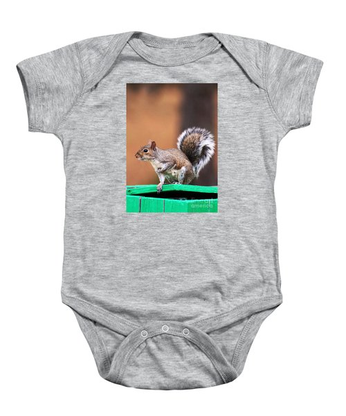 Well Fed Baby Onesie