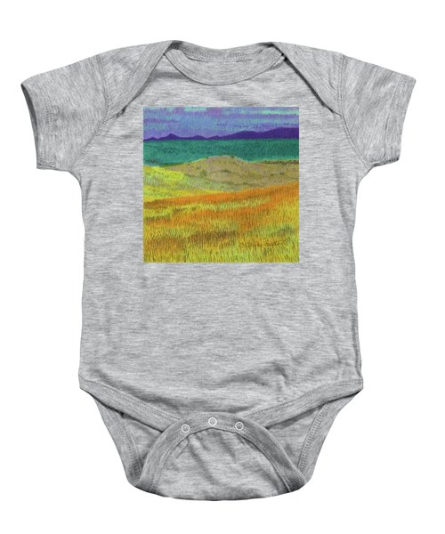 Western Edge Prairie Dream Baby Onesie