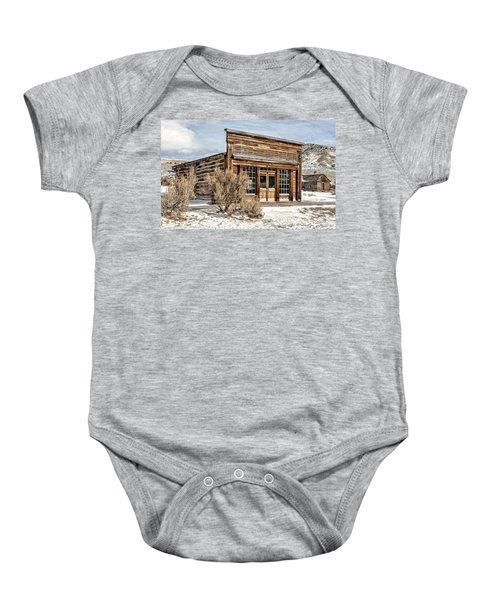 Western Saloon Baby Onesie