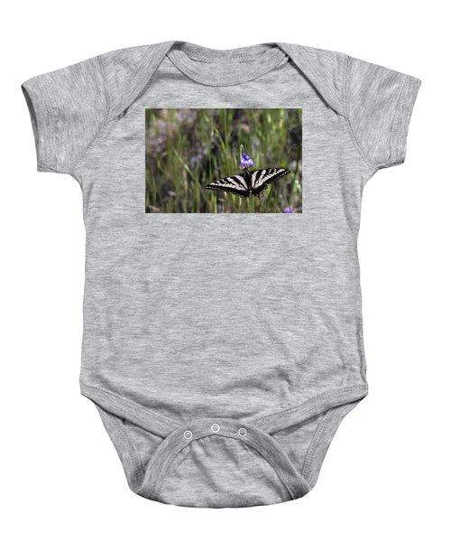 Western Tiger Swallowtail Baby Onesie