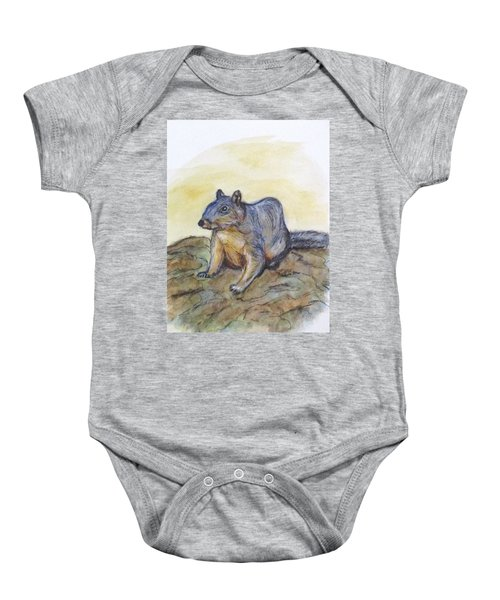 What Are You Looking At? Baby Onesie