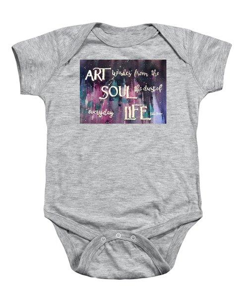 What Art Does Baby Onesie