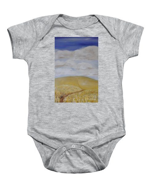 What Is Beyond? Baby Onesie