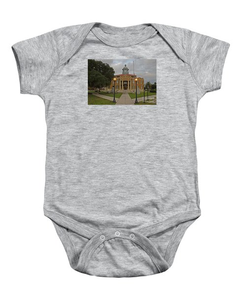 When Elvis Came To Town Baby Onesie