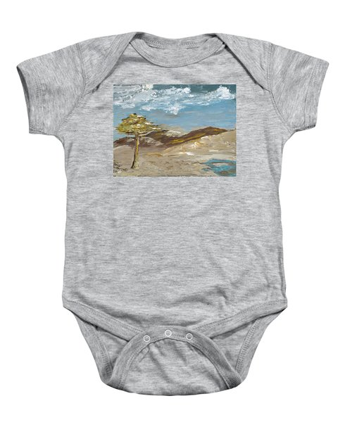Whispering Dunes Baby Onesie