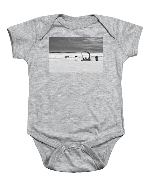 White Sands National Monument #9 Baby Onesie