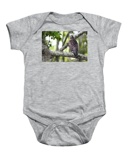 Who Are You? Baby Onesie