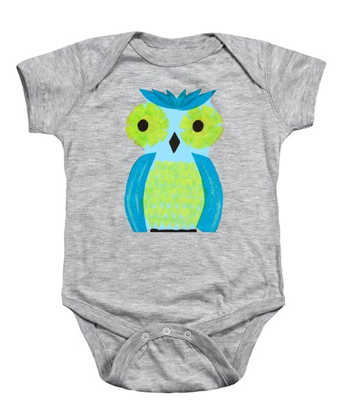 Who? Who? Baby Onesie