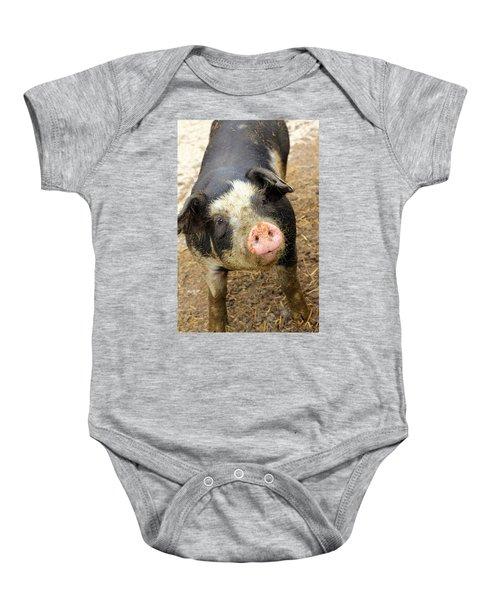 Wilbur Baby Onesie