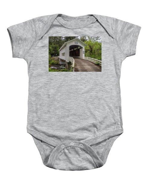 Wildcat Creek Bridge No. 1 Baby Onesie