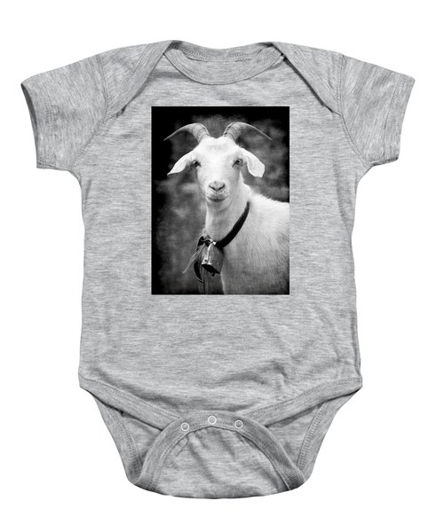 Willhelm Of The Alps Baby Onesie
