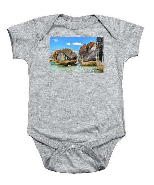 William Bay 2 Baby Onesie