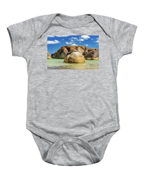 William Bay Baby Onesie