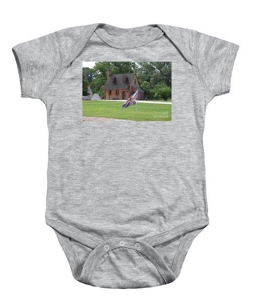 Williamsburg Baby Onesie