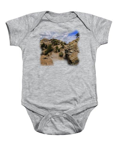 Windy Point No.13 Baby Onesie by Mark Myhaver