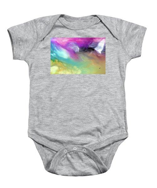 Wings Of Flight  Baby Onesie