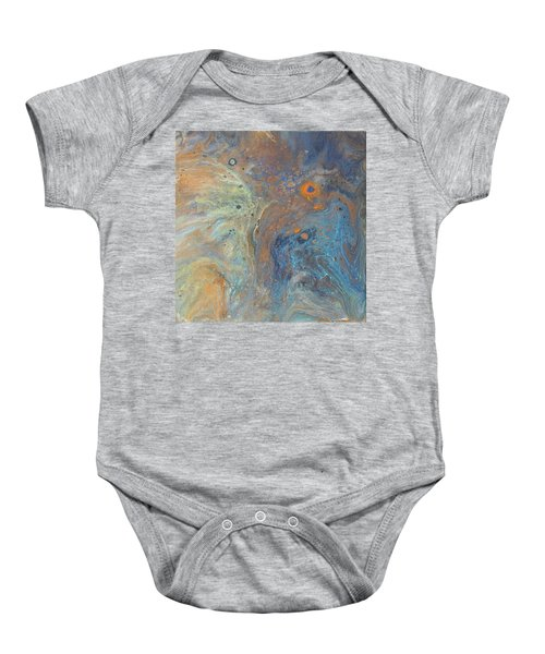 Wings On High Baby Onesie