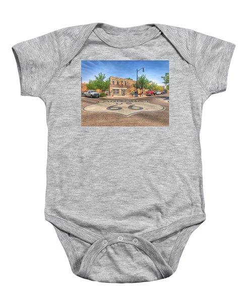 Winslow Arizona Baby Onesie