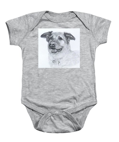 With Grace Baby Onesie