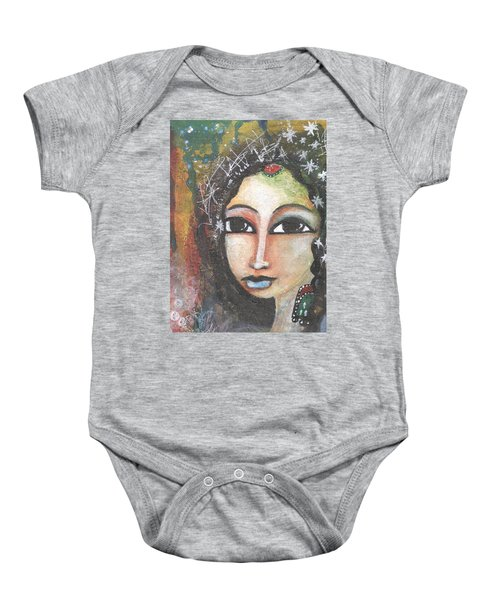 Woman - Indian Baby Onesie