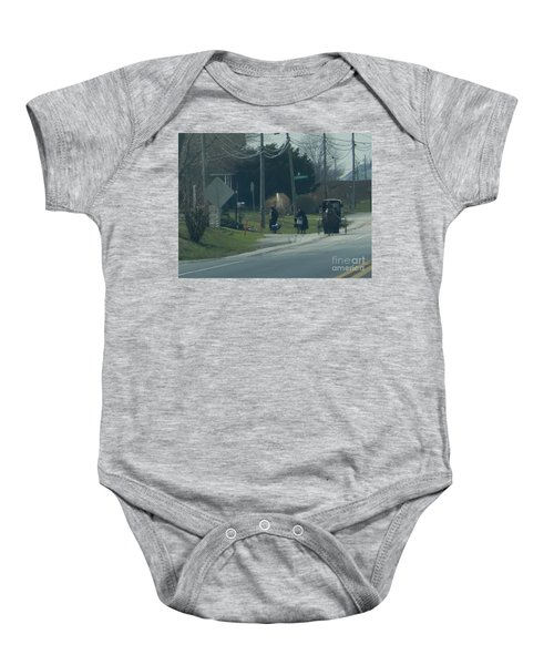 Women's Day Out Baby Onesie