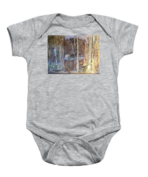 Woodland Sanctuary Baby Onesie