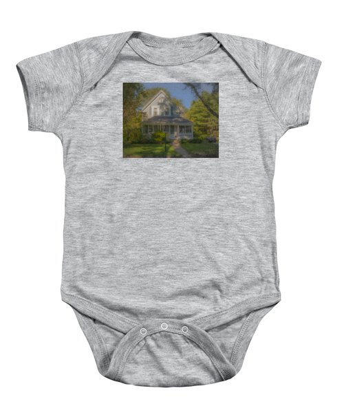 Wooster Family Home Baby Onesie