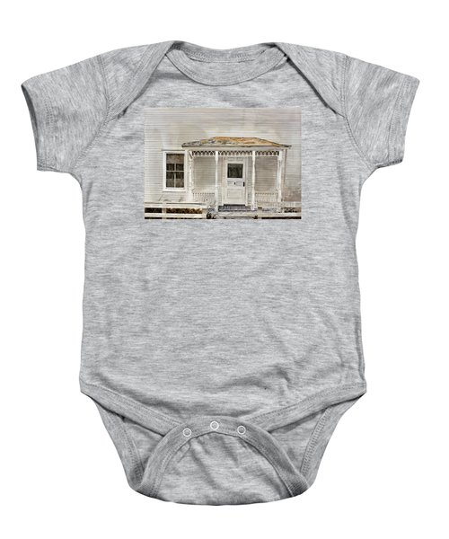 Would Mother Ann Approve Baby Onesie