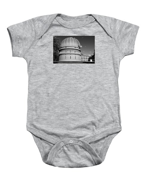 Baby Onesie featuring the photograph Yerkes Observatory  by Ricky L Jones