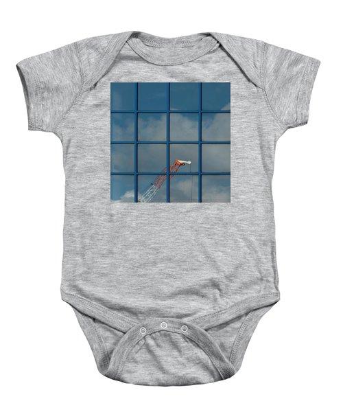 Yorkshire Windows 14 Baby Onesie