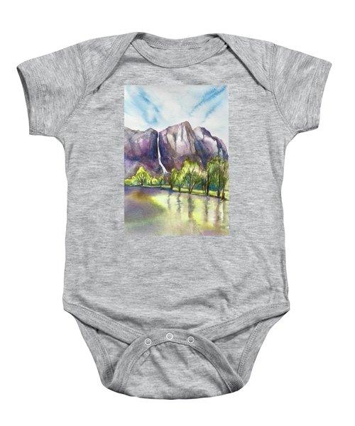 Yosemite Baby Onesie