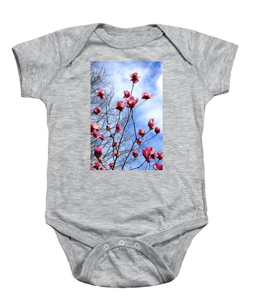 Young Blooms Baby Onesie