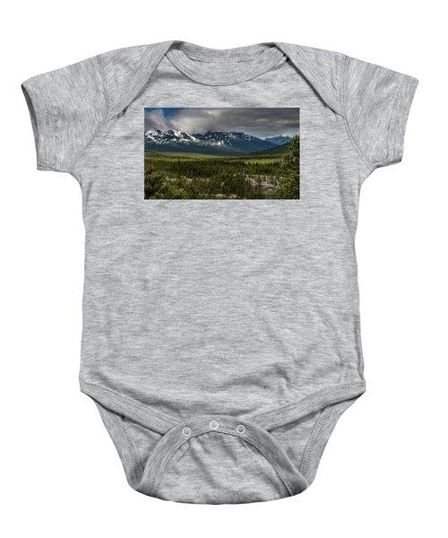Yukon Wilderness Baby Onesie
