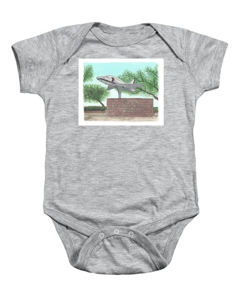 Yuma Welcome Baby Onesie