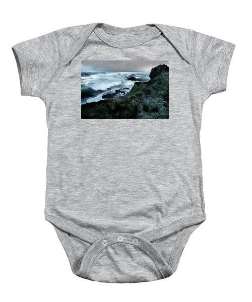 Zamas Beach #5 Baby Onesie