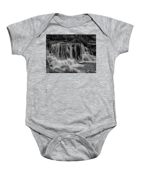 Blackwater Falls Mono 1309 Baby Onesie