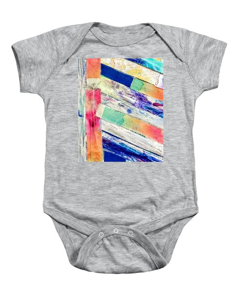 Out Of Site, Out Of Mind Baby Onesie