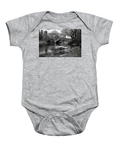 Park Bridge Baby Onesie