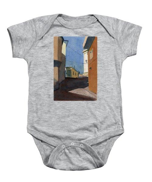 Sersale Street Baby Onesie