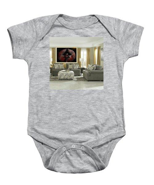 The Request Baby Onesie