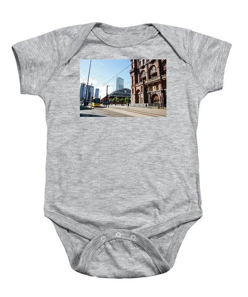13/09/18  Manchester.  Lower Mosley Street. Baby Onesie