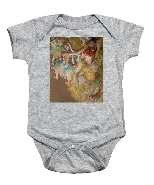 bc22db525712 Choreography Baby Onesies
