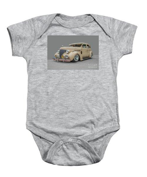1939 Chevrolet Master Deluxe Baby Onesie