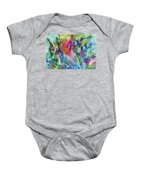 Abstract 224 Baby Onesie