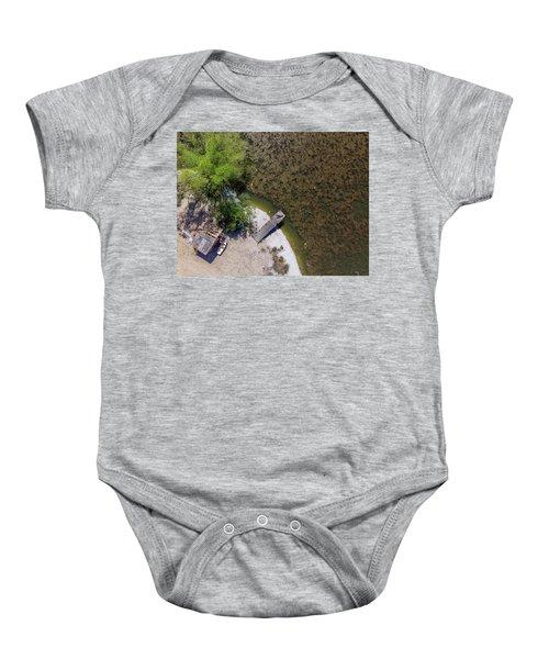 Pier Baby Onesie