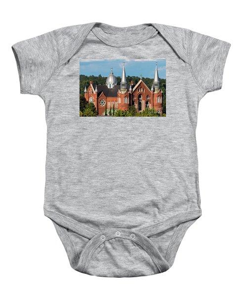Sacred Heart Cultural Center - Augusta Ga Baby Onesie