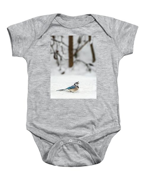 2019 First Snow Fall Baby Onesie