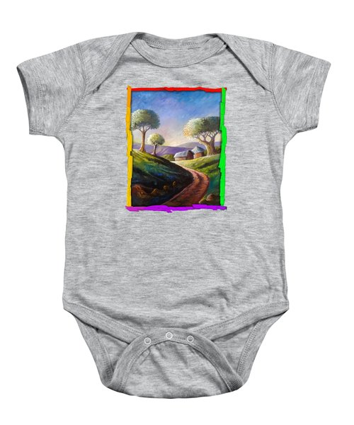 A Good Morning Baby Onesie