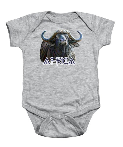 A Guy With An Attitude Baby Onesie