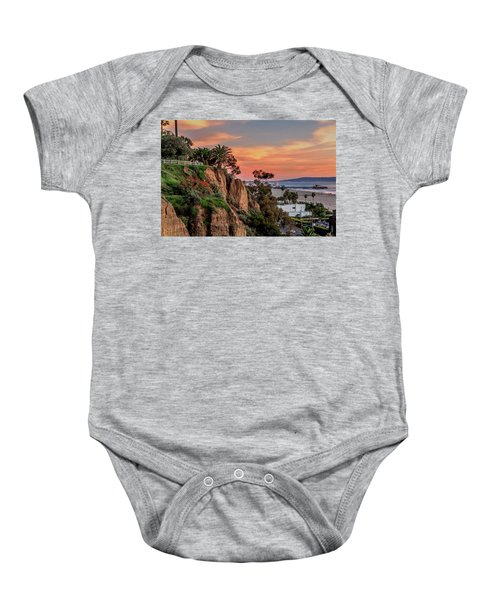 A Nice Evening In The Park Baby Onesie